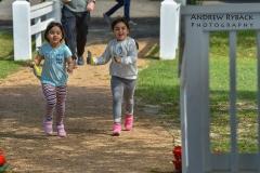 Kids enjoying Pin Oak